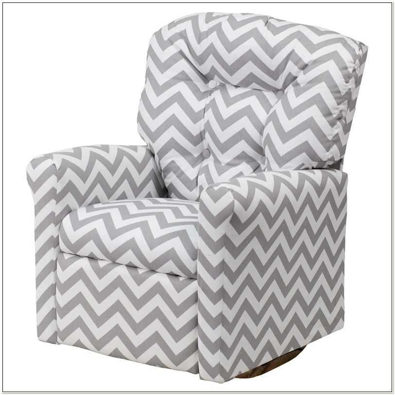 Toddler Rocker Recliner Chair