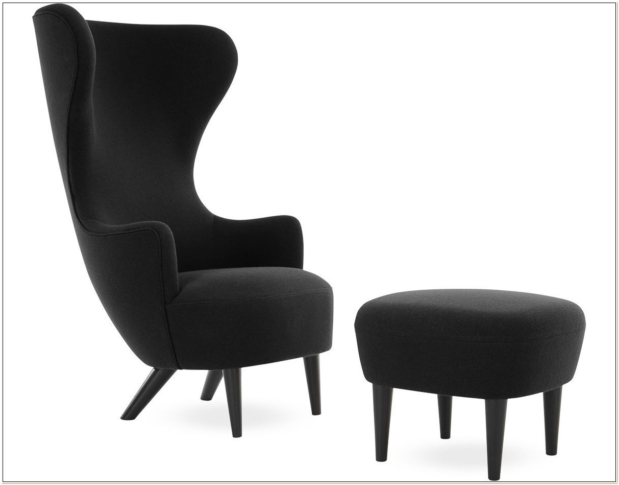 Tom Dixon Wingback Chair Pris