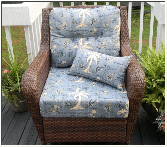 Tommy Bahama Outdoor Chair Cushions