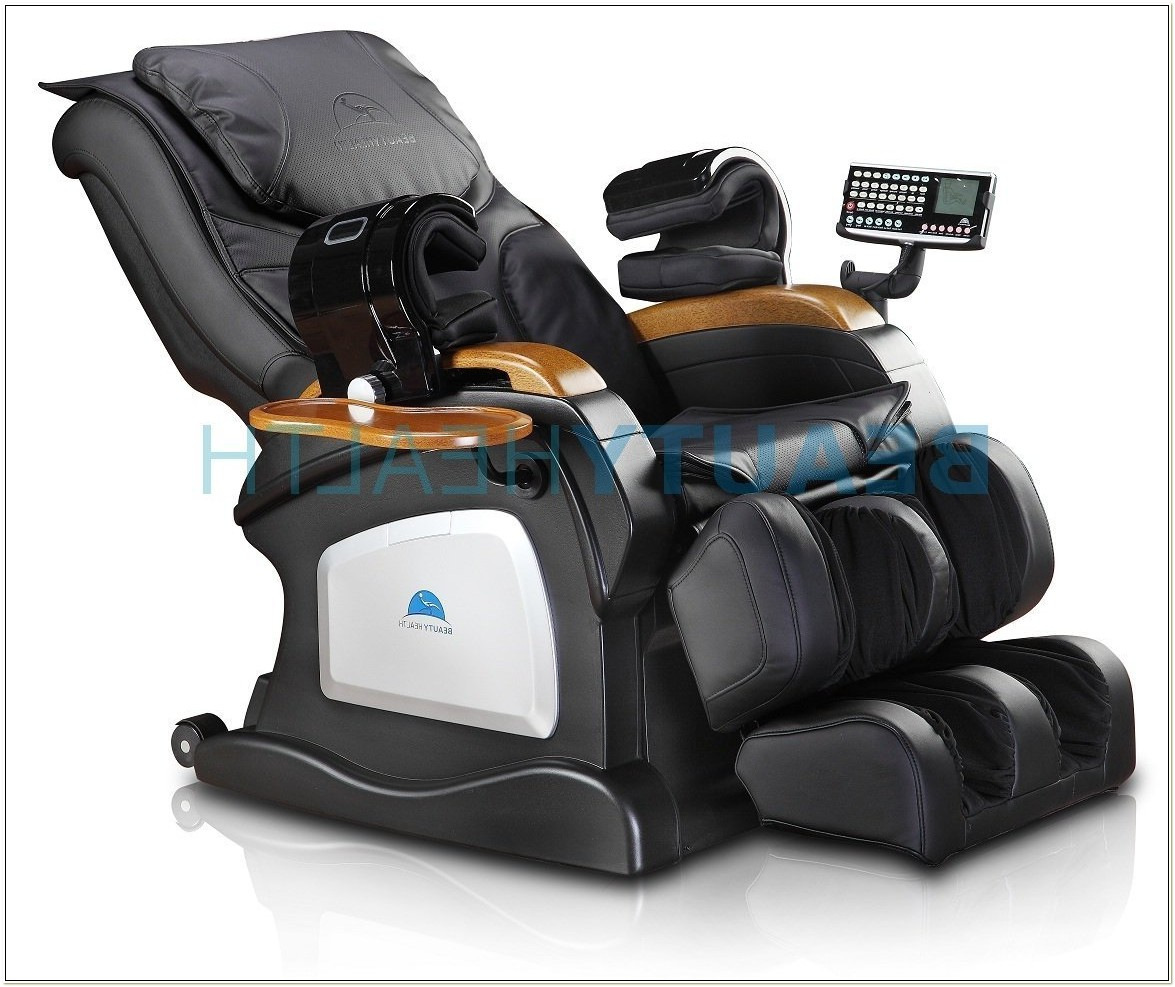 Top Rated Back Massage Chairs