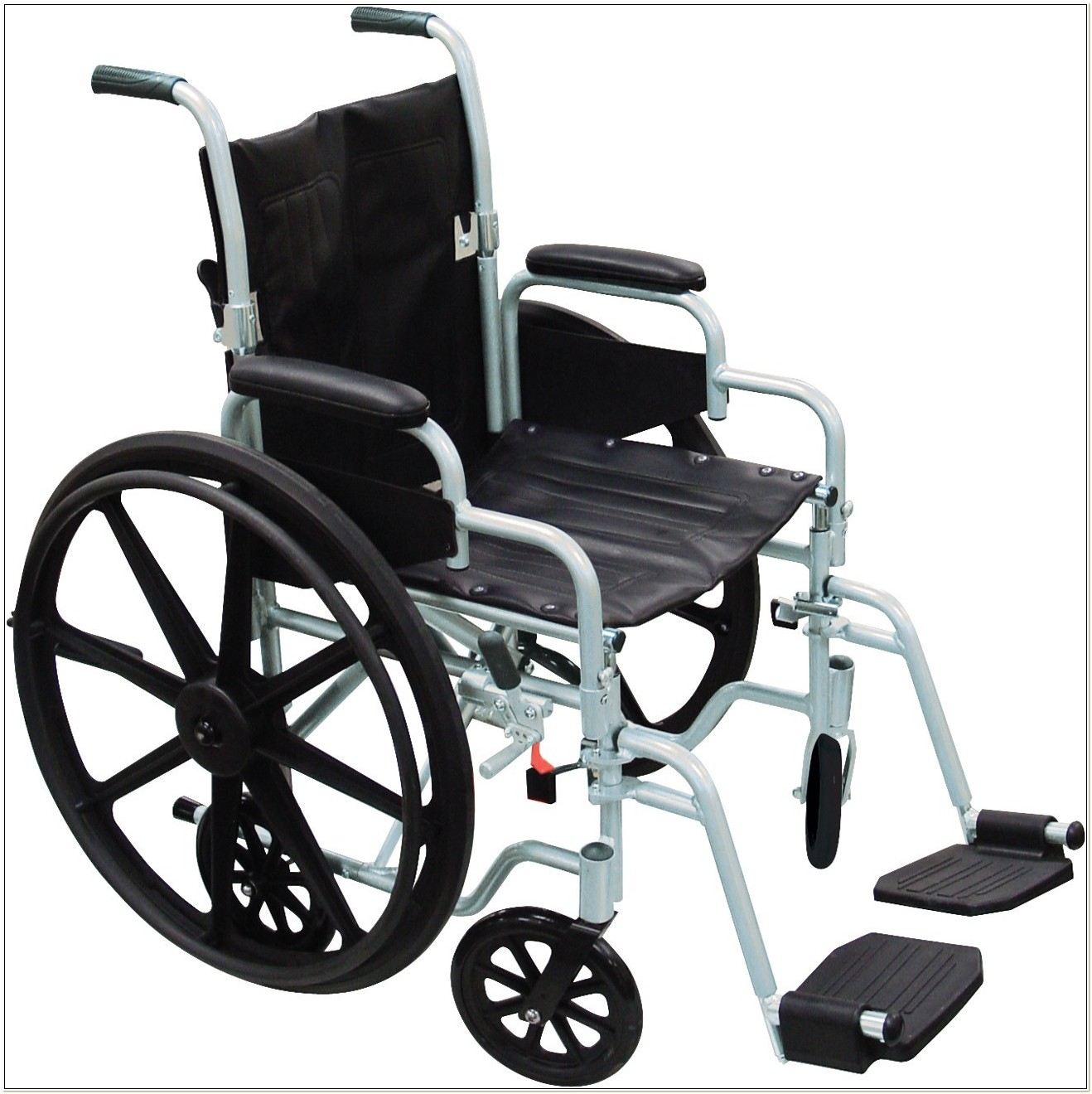 Transport Chair Or Wheelchair