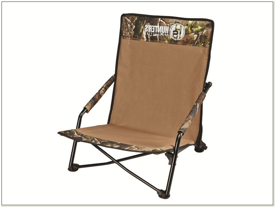 Turkey Lounger Folding Hunting Chair