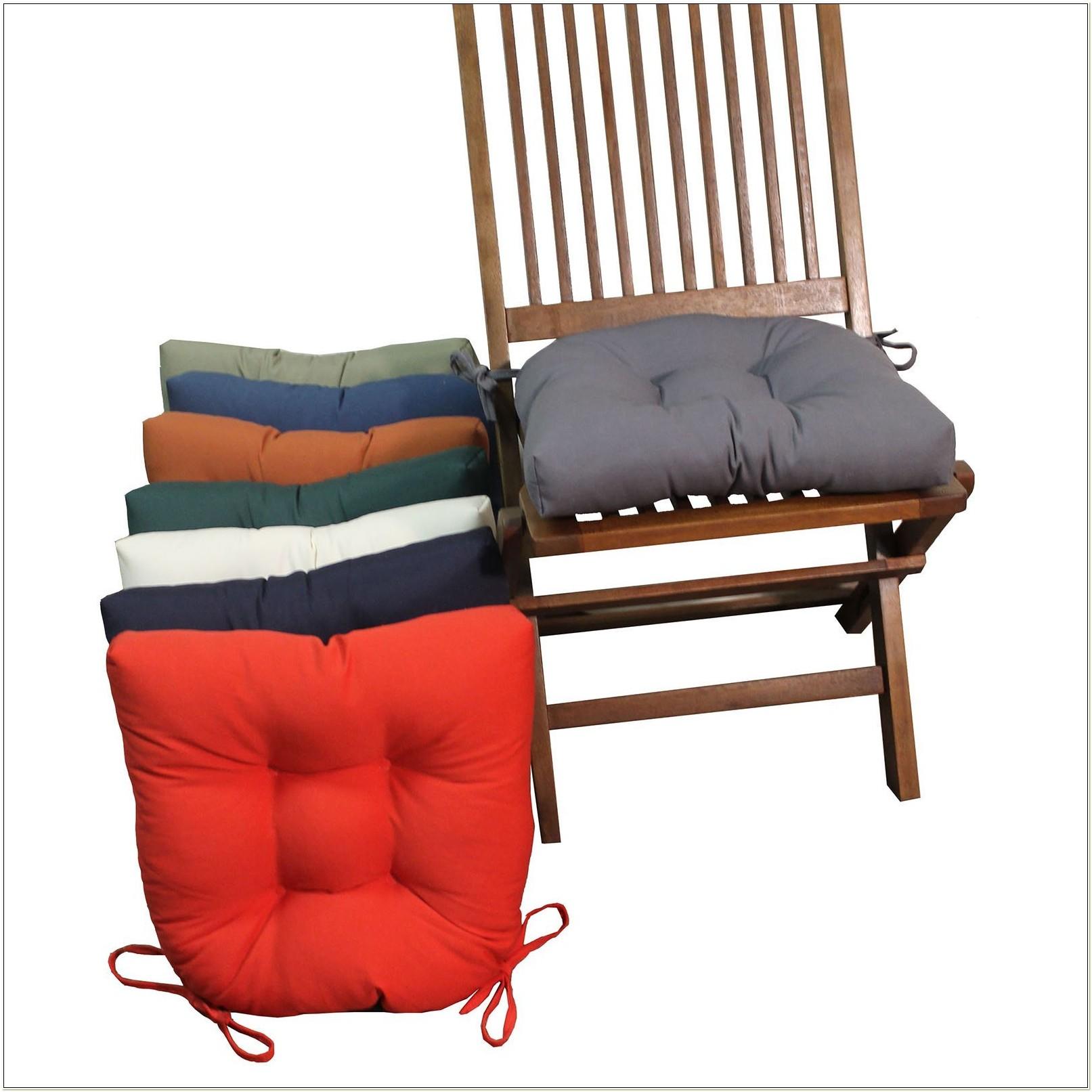U Shaped Outdoor Chair Cushions