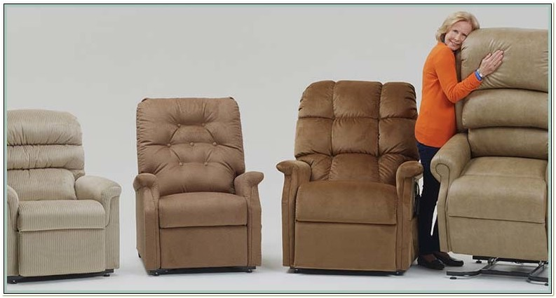 Ultra Comfort Power Lift And Recline Chair