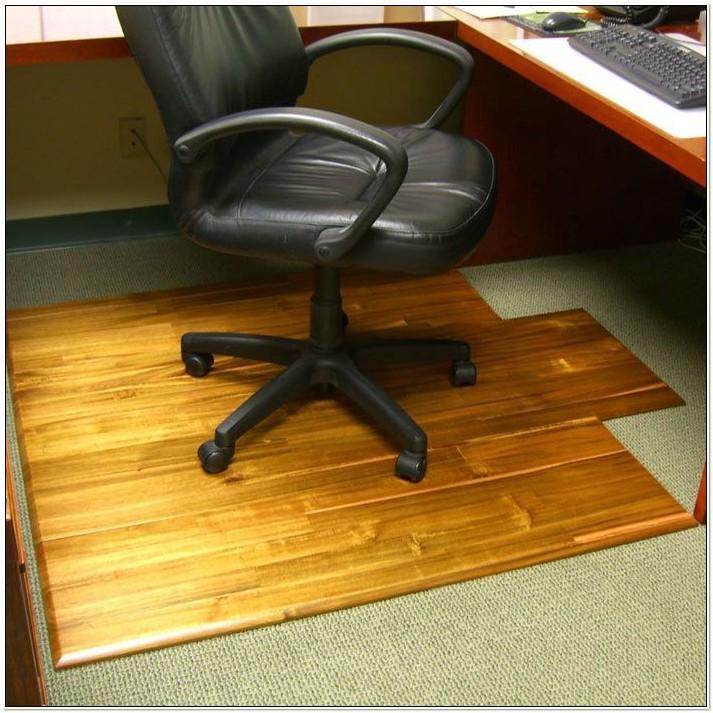 Under Chair Mat Carpeted Floors
