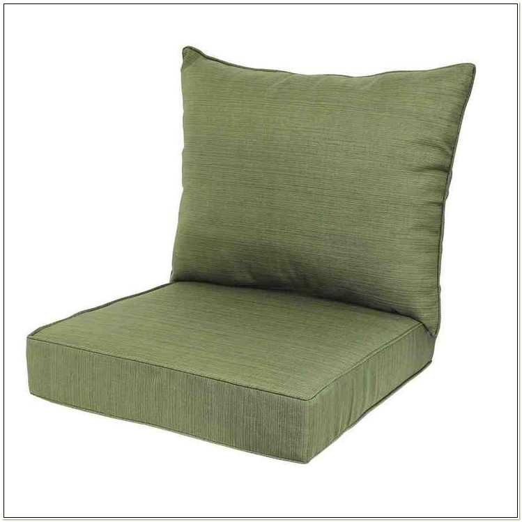 Universal Outdoor Replacement Chair Cushion
