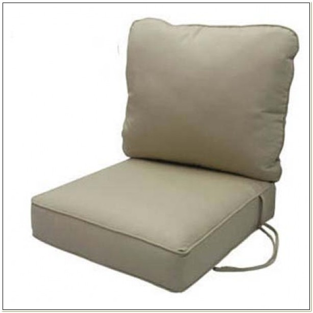 Universal Replacement Patio Chair Cushions