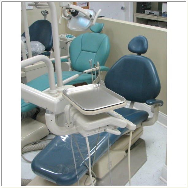 Used Adec 500 Dental Chairs