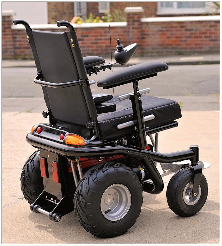 Used All Terrain Power Chair