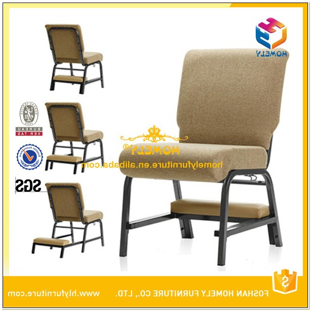 Used Church Chairs With Kneelers