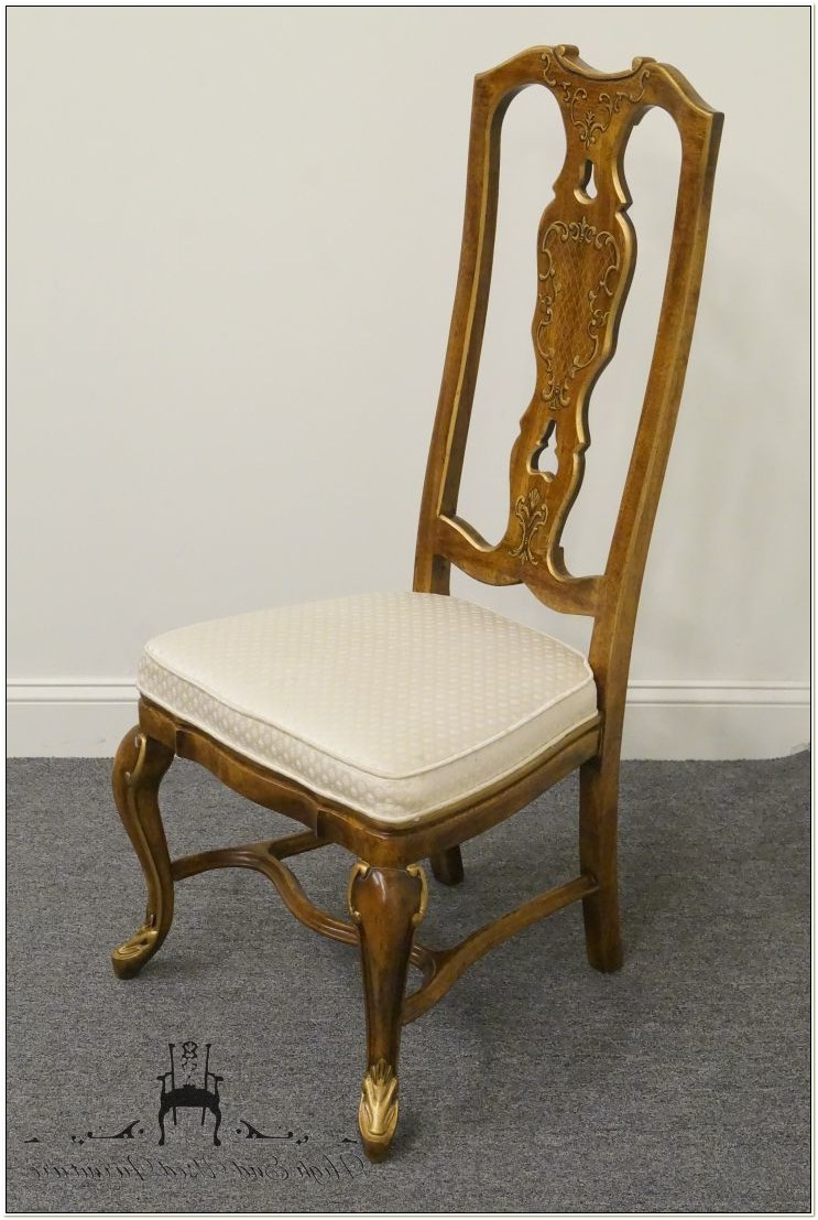 Used Drexel Heritage Dining Chairs