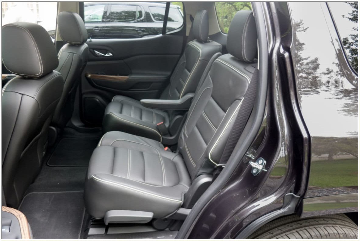 Used Gmc Acadia With Captains Chairs