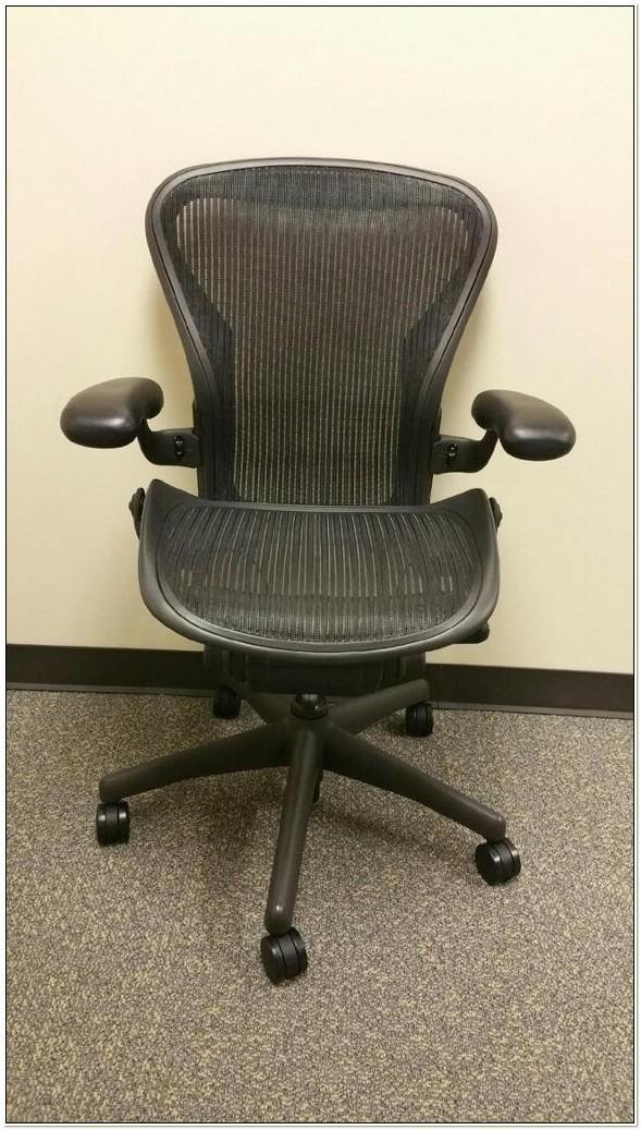 Used Herman Miller Aeron Chair Size B
