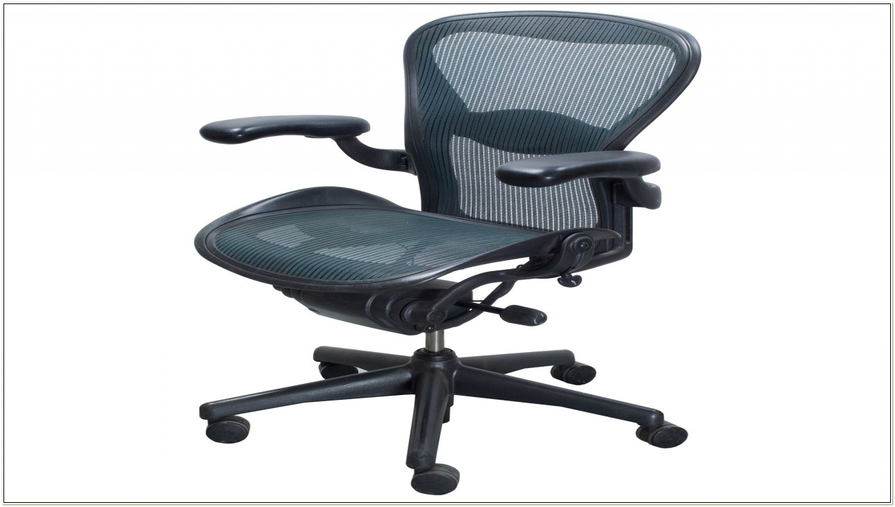 Used Herman Miller Aeron Chair Size C