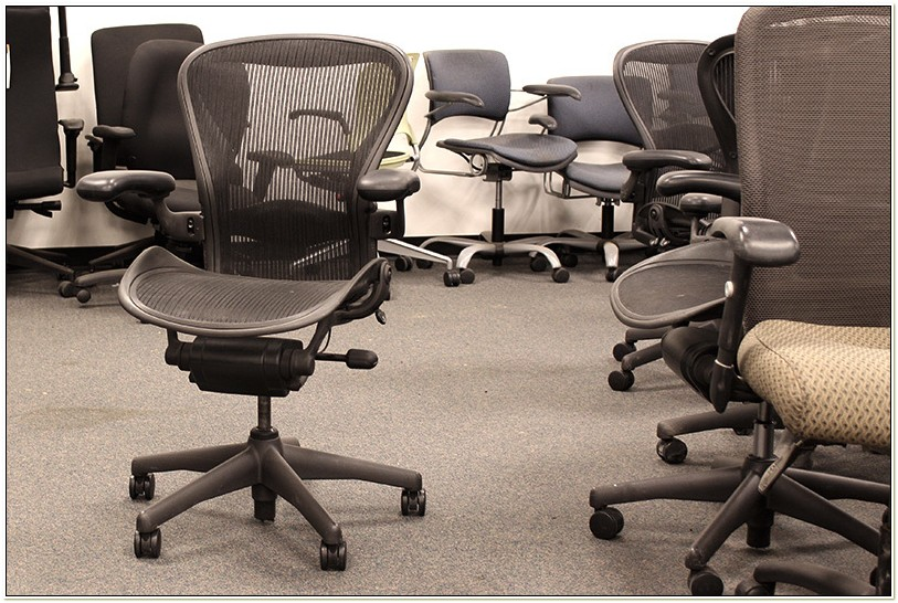 Used Herman Miller Chairs