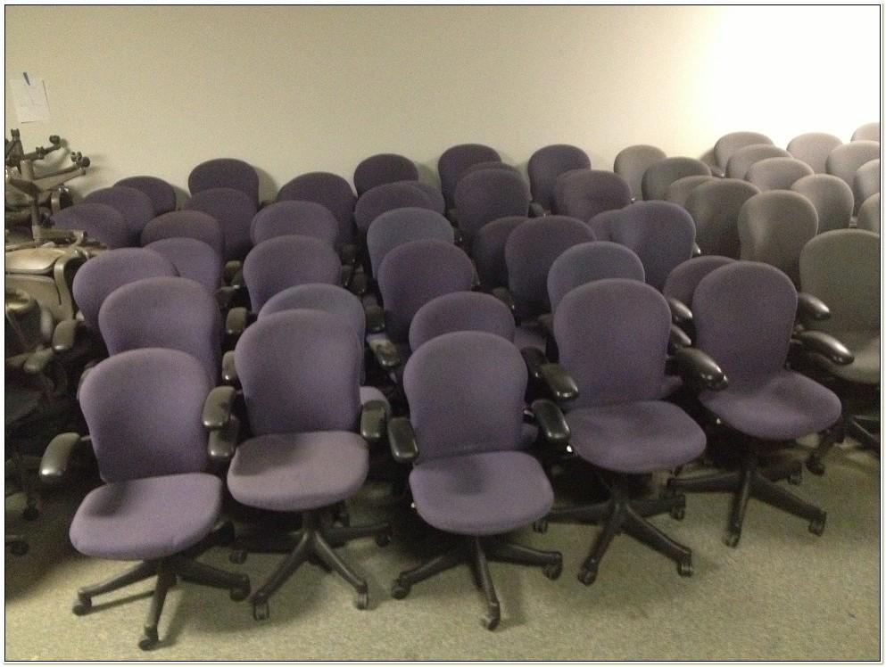 Used Herman Miller Reaction Chair