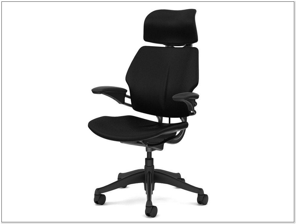 Used Humanscale Freedom Chair With Headrest