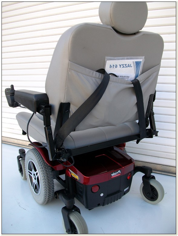 Used Jazzy 614 Hd Power Chair