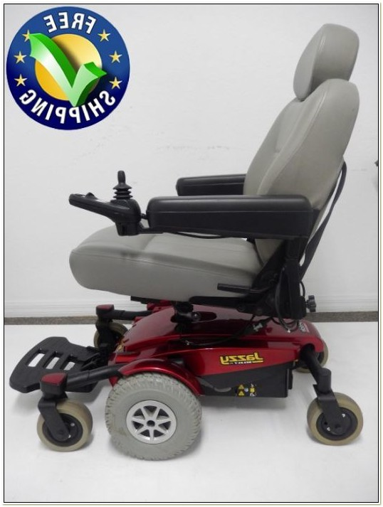 Used Jazzy Select 6 Power Chair