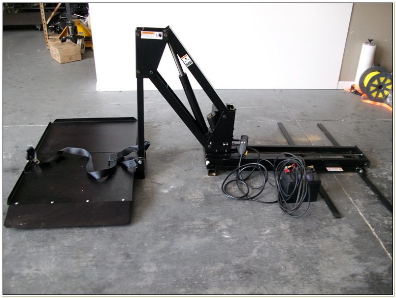 Used Lifts For Power Chairs