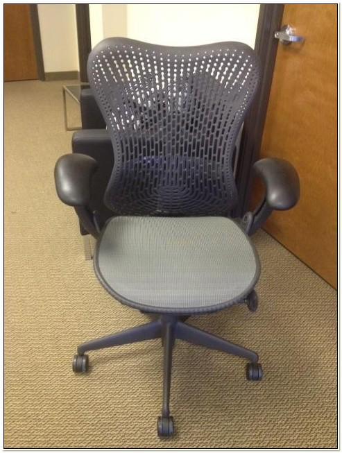 Used Mirra Chairs Herman Miller