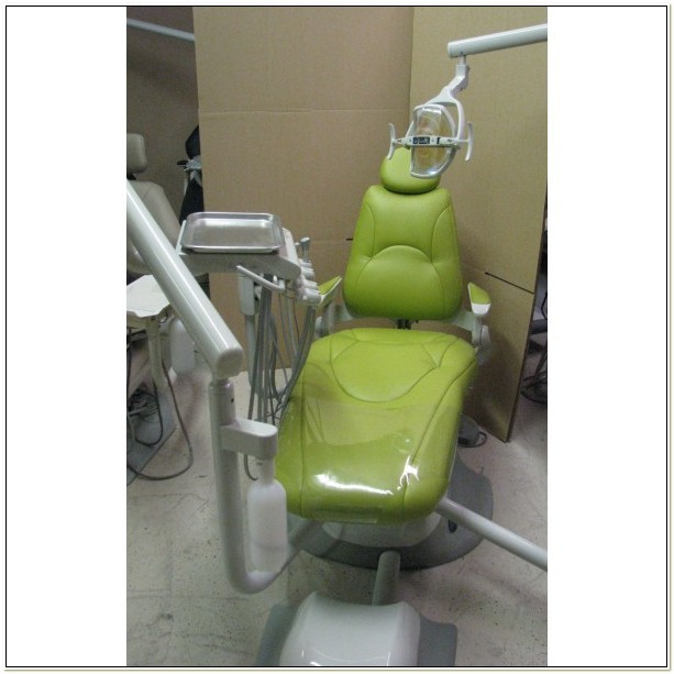 Used Pelton And Crane Dental Chairs