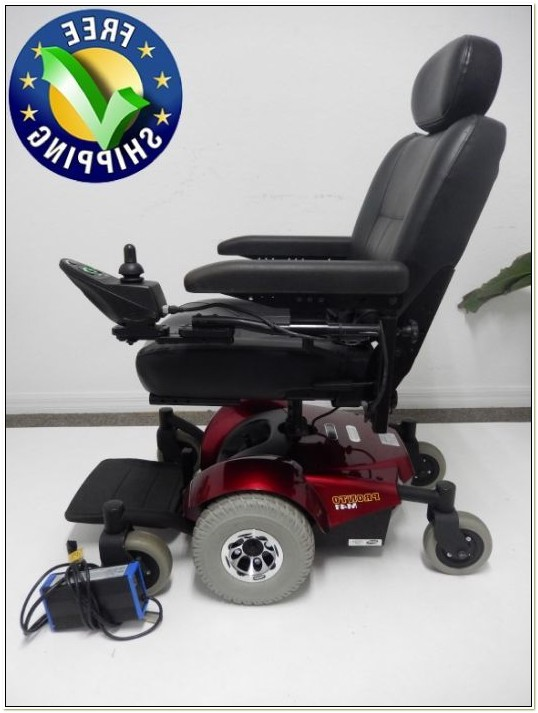 Used Pronto M41 Power Wheelchair