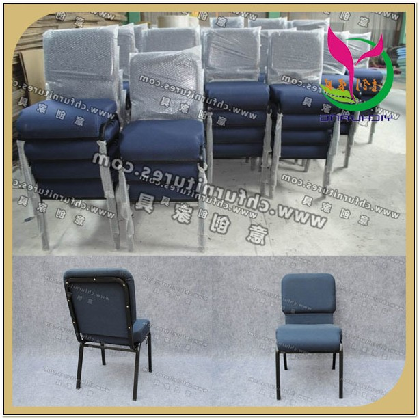 Used Stacking Church Chairs