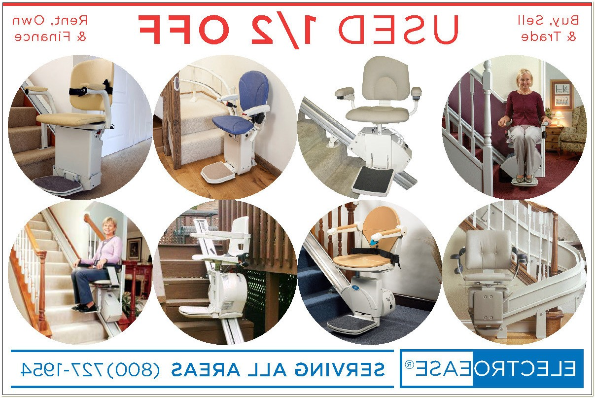 Used Stair Lifts For Stairways