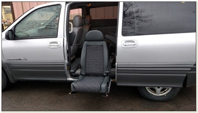 Used Wheelchair Vans Kansas City