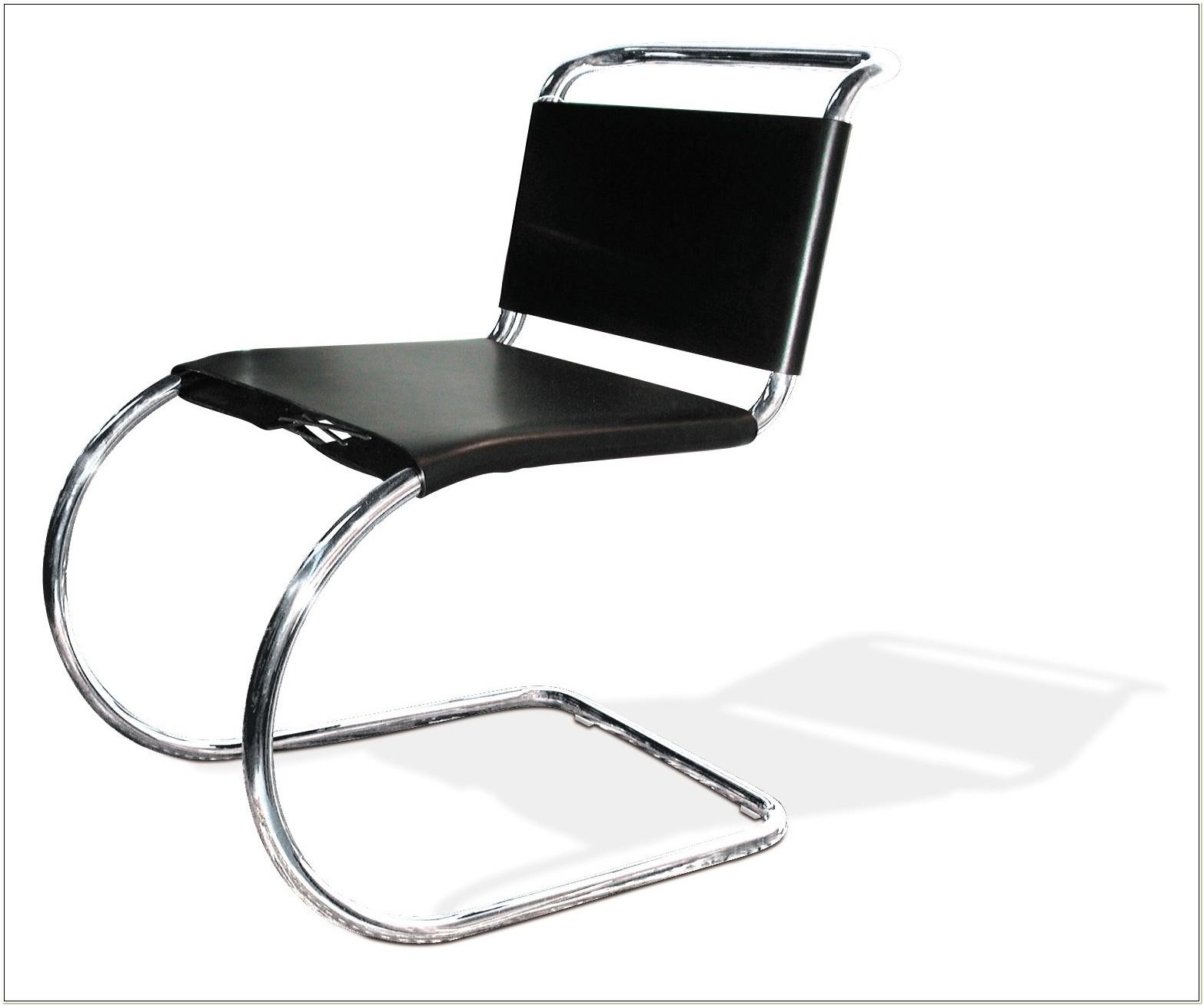 Van Der Rohe Cantilever Chair