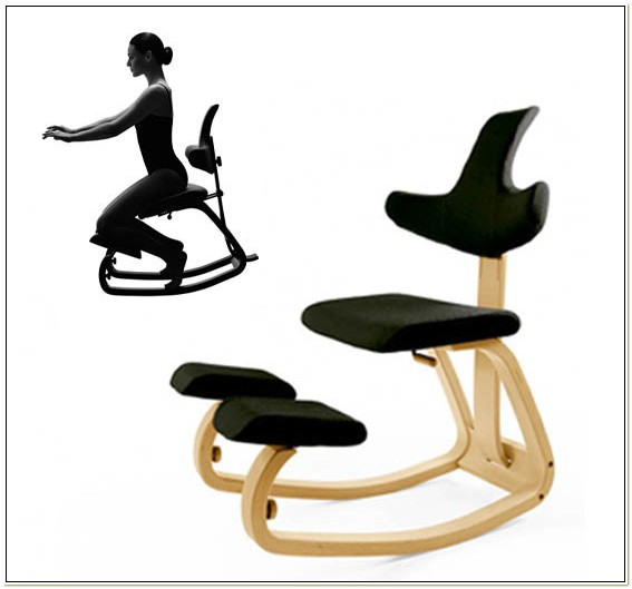 Var 150 Balans Wing Kneeling Chair