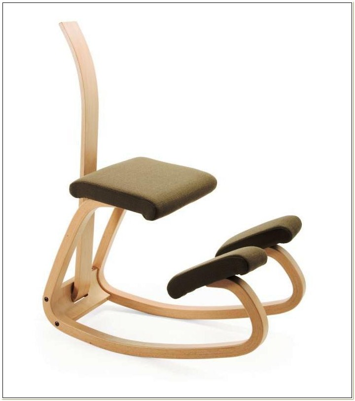 Variable Balans Kneeling Chair W Back