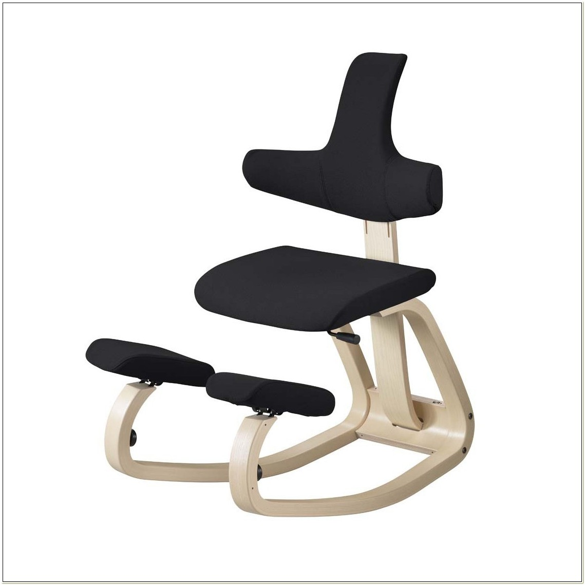 Varier Thatsit Balans Kneeling Chair With Backrest