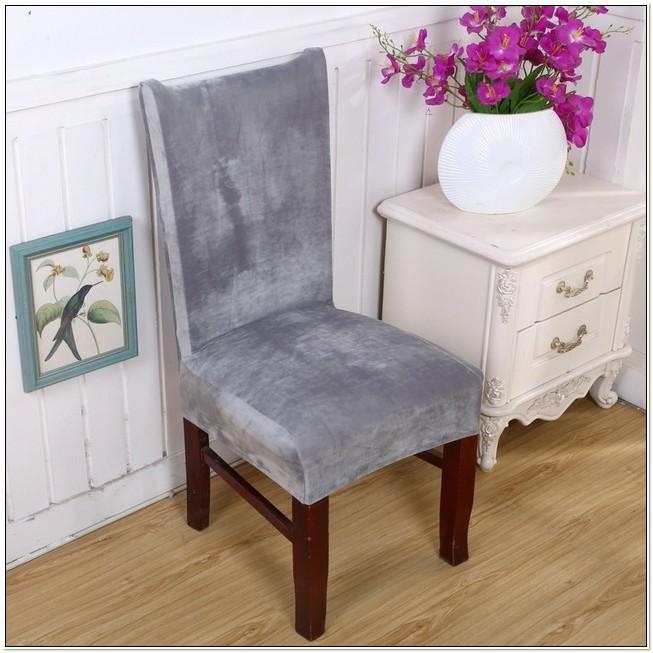 Velvet Dining Chair Covers