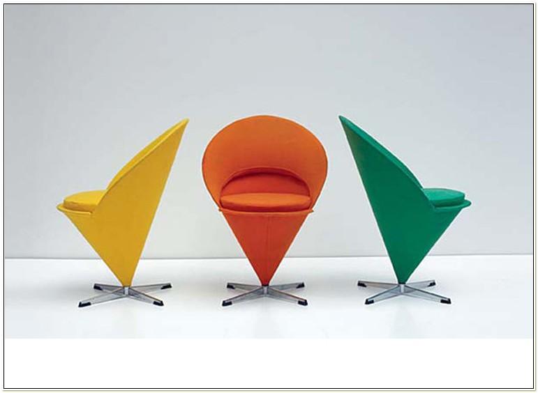Verner Panton Cone Chair History