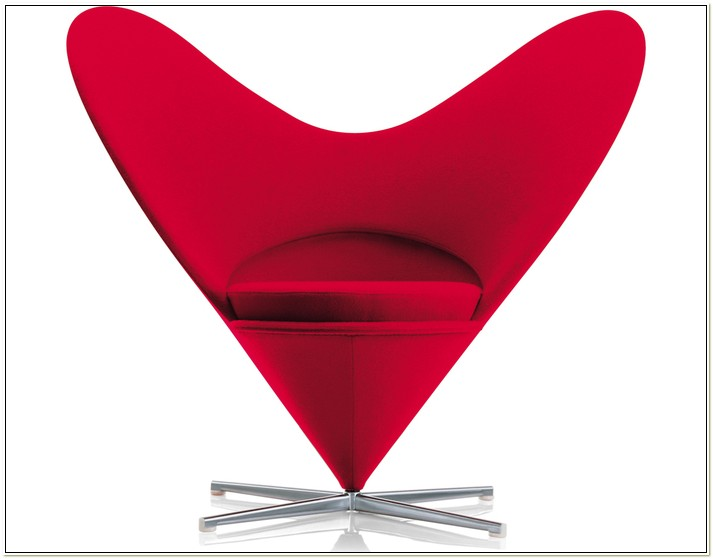 Verner Panton Heart Chair 1959