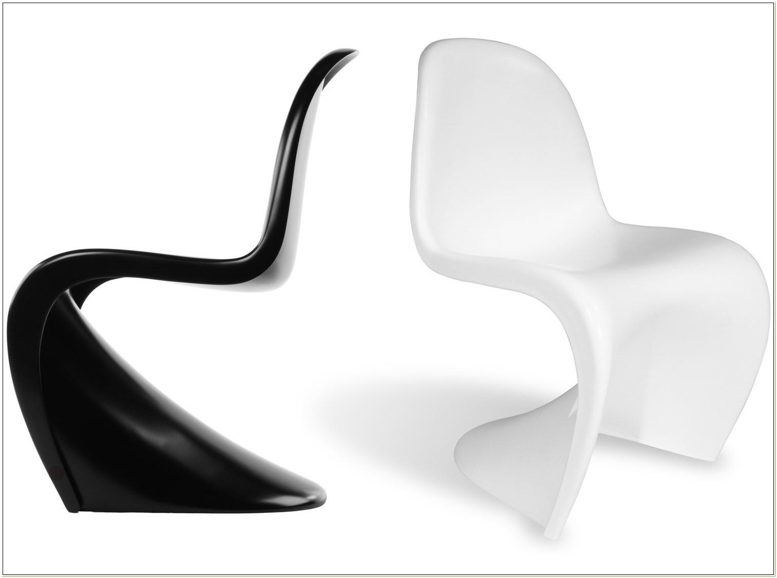 Verner Panton S Chair Fibreglass