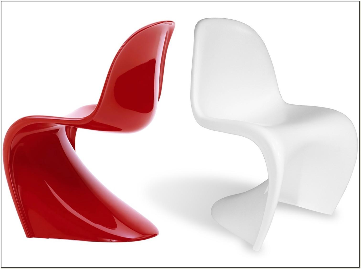 Verner Panton S Chair Replica