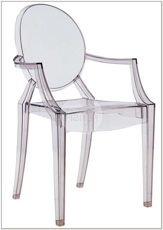 Victoria Ghost Chair Replica