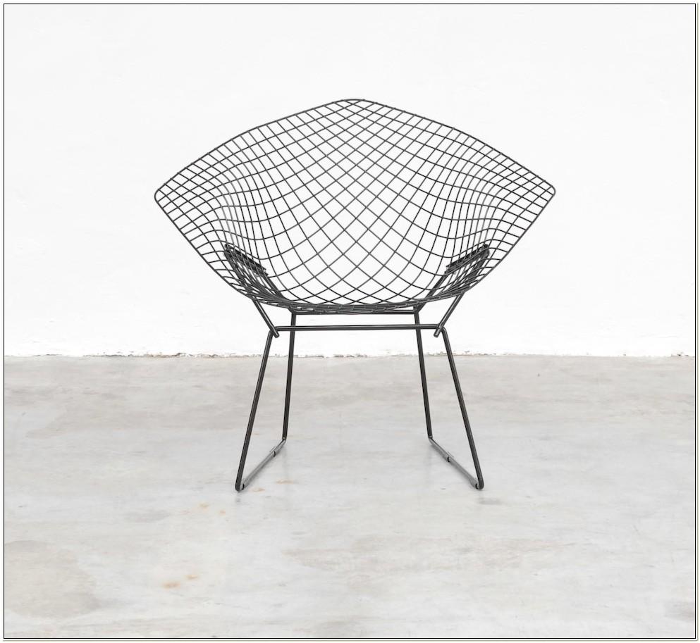 Vintage Bertoia Diamond Chair