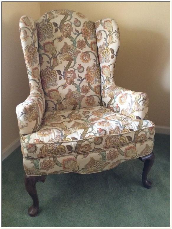Vintage Ethan Allen Club Chairs