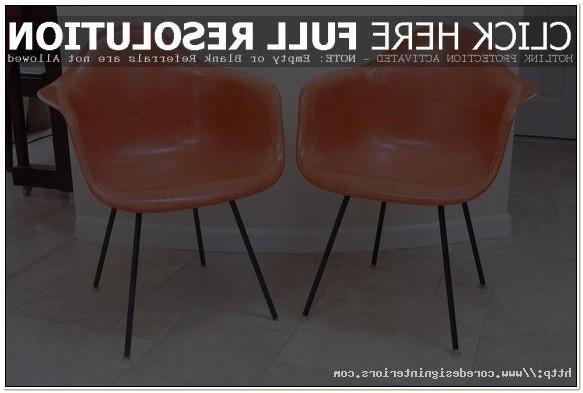 Vintage Herman Miller Chairs Eames