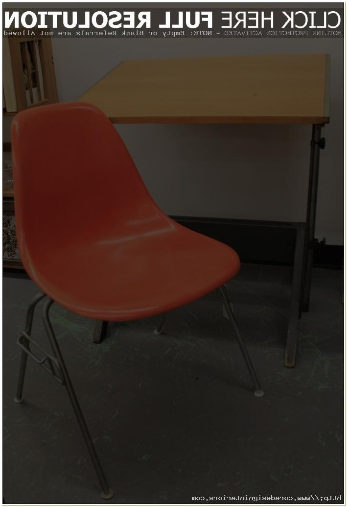 Vintage Herman Miller Shell Chairs