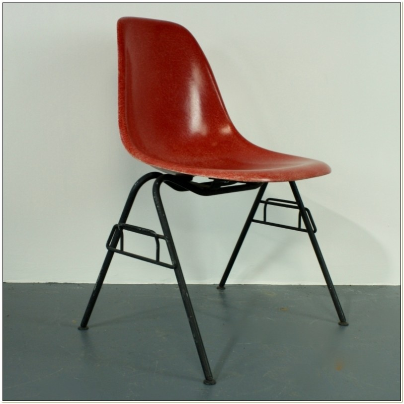 Vintage Herman Miller Stacking Chairs