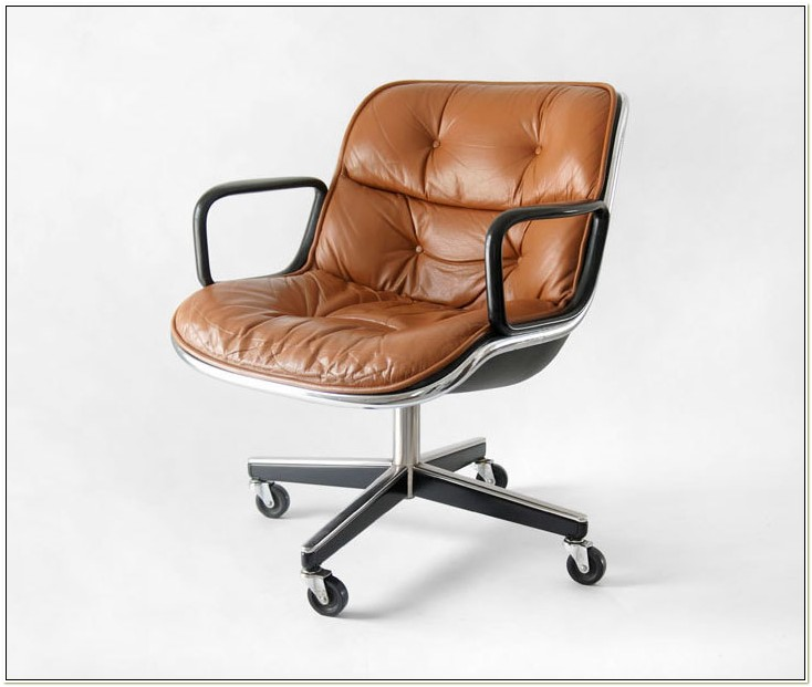 Vintage Knoll Pollock Executive Chair