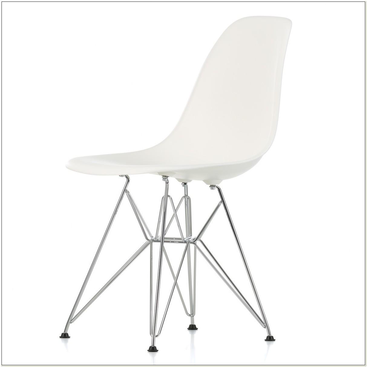 Vitra Eames Dsr Side Chair White