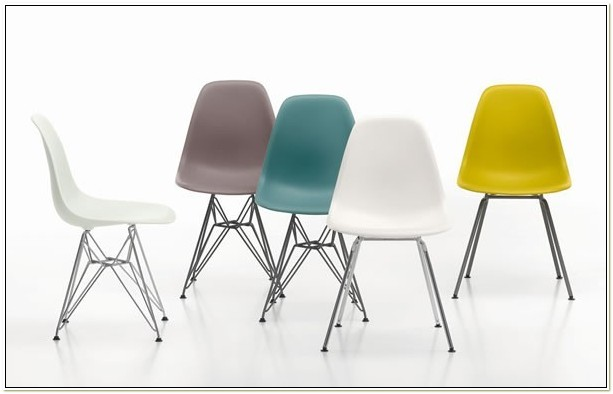 Vitra Eames Dsr Side Chair