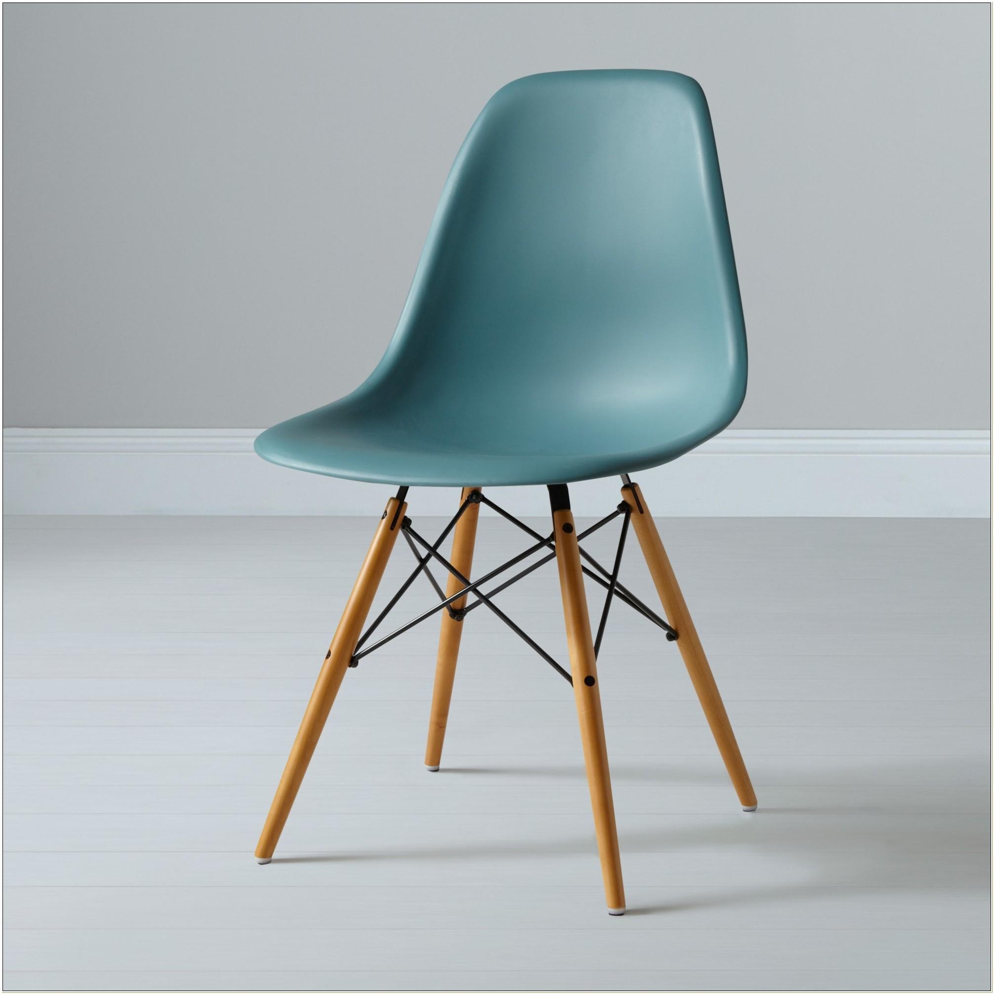 Vitra Eames Dsw Side Chair Ocean