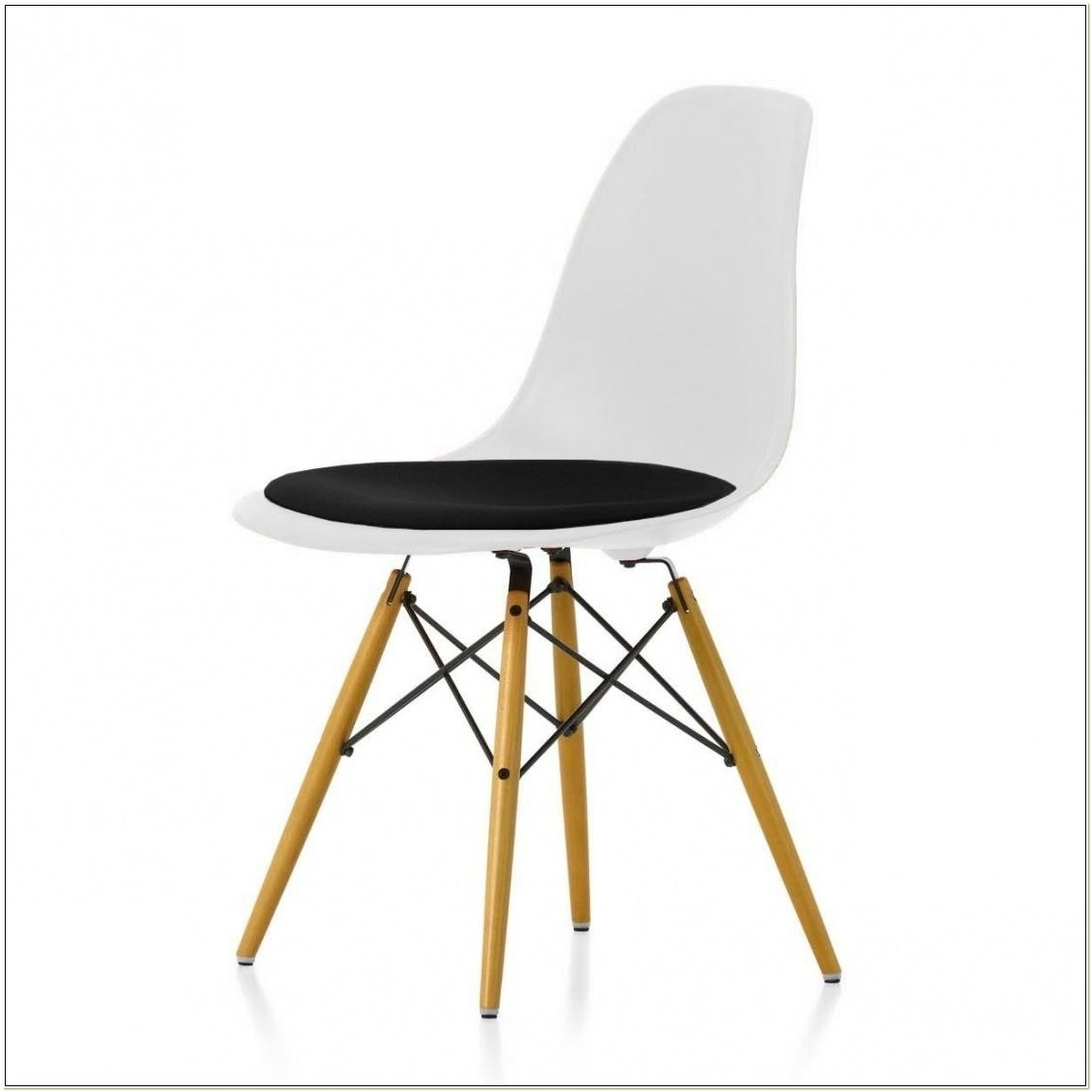 Vitra Eames Dsw Side Chair White